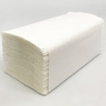 Полотенце Z-BEST V-сл. 23,5*22 150шт 1-сл.(26) белые цел. RV028