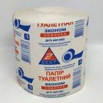 Туалетная бумага Z-ВЕST-30003 б/г серая 8шт (48 рул/я)