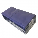 Салфетки 33х33 Z-BEST 200шт 2сл. темно синие