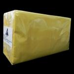 Салфетки 33х33 Z-BEST 200шт 2сл. желтые-грейпфрут