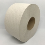 Туалетная бумага Z-BEST d=19см 1сл. серая