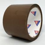 Скотч широкий 72мм*66м коричневый Z-BEST-71700