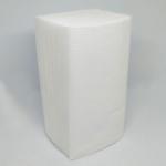 Полотенце Z-BEST V-сл. 22,5*20см 150шт 2сл. белые цел. ЧК