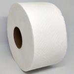 Туалетная бумага-рул эконом d=19см 2сл. Z-BEST целл TJ016